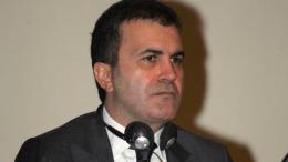 Ο υπουργός Ευρωπαϊκών Υποθέσεων της Τουρκίας, Ομέρ Τσελίκ. ΚΥΠΕ.