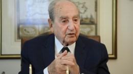 Ο πρώην πρωθυπουργός, Κωνσταντίνος Μητσοτάκης. ΑΠΕ-ΜΠΕ, Φώτης Πλέγας Γ.