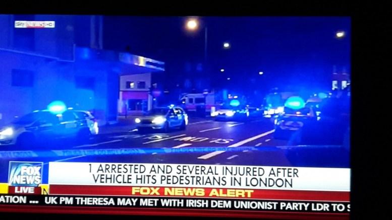 Φωτογραφία via Twitter, Fox News