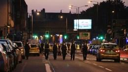 """Οι βρετανικές αρχές """"χτενίζουν"""" το Λονδίνο για τον εντοπισμό των  δραστών  EPA, FACUNDO ARRIZABALAGA"""