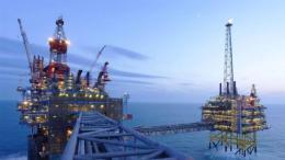 Βράβευση της ελληνικής εταιρίας Energean Oil & Gas για την προώθηση των ενεργειακών σχέσεων Ελλάδας-Ισραήλ. Η εταιρία προχωράει σε τρεις γεωτρήσεις στην ισραηλινή ΑΟΖ. Φωτογραφία: ΚΥΠΕ.