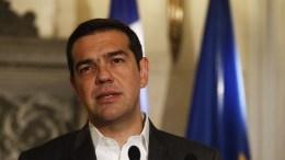 Ο πρωθυπουργός, Αλέξης Τσίπρας. ΑΠΕ-ΜΠΕ/ΑΠΕ-ΜΠΕ/ΑΛΕΞΑΝΔΡΟΣ ΒΛΑΧΟΣ