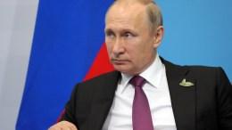 Russian President Vladimir Putin. EPA, MICHAEL KLIMENTYEV / SPUTNIK