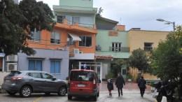 Το «Καραμανδάνειο» Νοσοκομείο Παίδων της Πάτρας. ΑΠΕ-ΜΠΕ/ΓΙΩΤΑ ΚΟΡΜΠΑΚΗ.