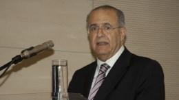 Ο υπουργός Εξωτερικών της Κυπριακής Δημοκρατίας, Ιωάννης Κασουλίδης. ΑΠΕ-ΜΠΕ/ΒΑΛΙΑ ΚΑΡΠΟΥΖΗ.