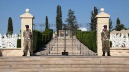O Τύμβος της Μακεδονίτισσας. Φωτογραφία ΚΥΠΕ.