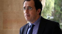 O κυβερνητικός εκπρόσωπος της Κύπρου, Νίκος Χριστοδουλίδης. Φωτογραφία: ΚΥΠΕ.