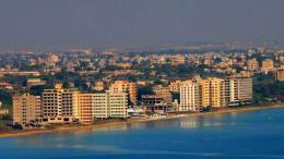 Ο Δήμος Αμμοχώστου καλεί την Τουρκία να επιστρέψει την πόλη στους νόμιμους κατοίκους της. Φωτογραφία ΚΥΠΕ.