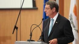 Ο πρόεδρος Αναστασιάδης. Φωτογραφία ΣΤ. ΙΩΑΝΝΙΔΗΣ