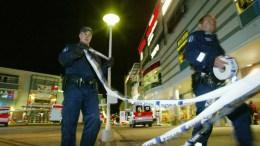 FILE PHOTO. Finland Police officers. EPA PHOTO LEHTIKUVA / MARTTI KAINULAINEN /ri