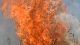 Το τελευταίο 24ωρο εκδηλώθηκαν 65 αγροτοδασικές φωτιές σε όλη την Ελλάδα. ΦΩΤΟΓΡΑΦΙΑ ΑΡΧΕΙΟΥ. ΑΠΕ-ΜΠΕ/ΜΠΟΥΓΙΩΤΗΣ ΕΥΑΓΓΕΛΟΣ