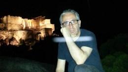 Ο Πόλυς Κυριάκου. Φωτογραφία από την προσωπική του σελίδα στο Facebook