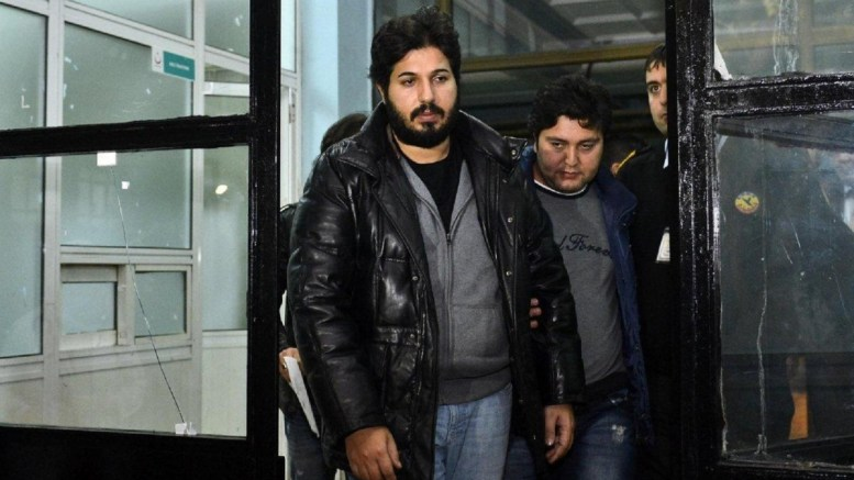 Turkish gold dealer Reza Zarrab allegedly illegally moved hundreds of millions of dollars for the Iranian government and Iranian businesses using fake transactions. Photo Sebnem Cosku, Anadolu Agency