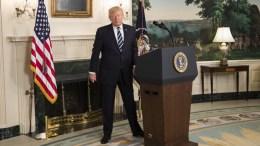 US President Donald J. Trump . EPA, JIM LO SCALZO