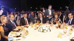 Ο Πρόεδρος της Δημοκρατίας κ. Νίκος Αναστασιάδης στην εκδήλωση για τα 90χρονα του ΚΕΒΕ, στο Προεδρικό Μέγαρο. Φωτογραφία ΓΤΠ - Χ. ΑΒΡΑΑΜΙΔΗΣ