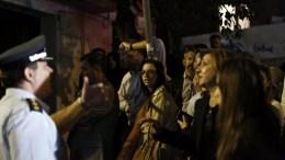 ΦΩΤΟΓΡΑΦΙΑ ΑΡΧΕΙΟΥ. Το κτήριο όπου διέμενε ο 29χρονος που συνελήφθη από την Αντιτρομοκρατική για την αποστολή δέματος-βόμβας στον Λ. Παπαδήμο, Σάββατο 28 Οκτωβρίου 2017. ΑΠΕ-ΜΠΕ/ΑΛΕΞΑΝΔΡΟΣ ΒΛΑΧΟΣ