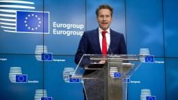 Mr Jeroen DIJSSELBLOEM, former President of the Eurogroup. Copyright: European Union
