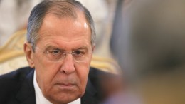 Russian Foreign Minister Sergei Lavrov in Moscow, Russia, 22 January 2018. EPA, MAXIM SHIPENKOV
