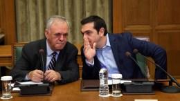 Ο πρωθυπουργός Αλέξης Τσίπρας προεδρεύει στη συνεδρίαση του Υπουργικού Συμβουλίου. ΑΠΕ-ΜΠΕ/ΟΡΕΣΤΗΣ ΠΑΝΑΓΙΩΤΟΥ