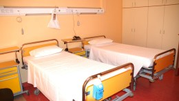 Ανακαινισμένος θάλαμος νοσοκομείου - Πηγή: ΑΠΕ-ΜΠΕ, ΥΠΕΘΑ