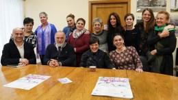 """Συνέντευξη τύπου δόθηκε στα γραφεία της ΕΑΕ για την πρωτοποριακή παράσταση που θα ανεβάσει στο «Από Μηχανής Θέατρο» με τίτλο """"Παρ'όλα αυτά"""" και αφορμή εννιά μαρτυρίες γυναικών που μιλούν για τον καρκίνο. ΑΠΕ-ΜΠΕ, ΧΑΡΗΣ ΑΚΡΙΒΙΑΔΗΣ"""