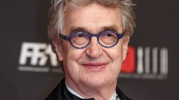 German director Wim Wenders arrives on the red carpet for the 30th European Film Awards, in Berlin, Germany, File Photo, EPA,HAYOUNG JEON