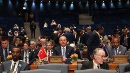 O Τούρκος υπουργός Εξωτερικών Μεβλούτ Τσαβούσογλου απειλεί πάλι την Κύπρο. Φωτογραφία via Twitter.