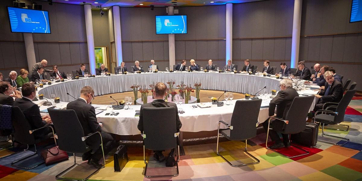"""""""Η Τουρκία να σεβαστεί το Διεθνές Δίκαιο, στηρίζουμε Ελλάδα και Κύπρο"""": Το σχέδιο απόφασης των ηγετών"""