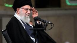 File Photo: Iranian supreme leader Ayatollah Ali Khamenei speaking during a meeting in Tehran, Iran. EPA, LEADER OFFICIAL WEBSITE