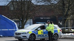 File Photo: Περιπολικό της βρετανικής αστυνομίας EPA, ANDY RAIN