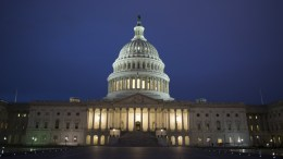 File Photo: The US Capitol Building at dawn in Washington, DC, USA. EPA, MICHAEL REYNOLDS