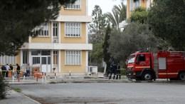 FILE PHOTO. Ισχυρή έκρηξη σημειώθηκε στο Επαρχιακό Δικαστήριο Λευκωσίας. ΚΥΠΕ, ΚΑΤΙΑ ΧΡΙΣΤΟΔΟΥΛΟΥ