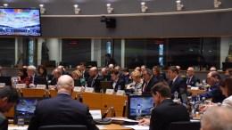 Ο υπουργός Εθνικής Άμυνας Πάνος Καμμένος συμμετέχει στη σύνοδο των υπουργών Εξωτερικών Υποθέσεων και Άμυνας της ΕΕ, στις Βρυξέλλες, Τρίτη 6 Μαρτίου 2018. ΑΠΕ-ΜΠΕ, ΓΡΑΦΕΙΟ ΤΥΠΟΥ ΥΠΕΘΑ, STR