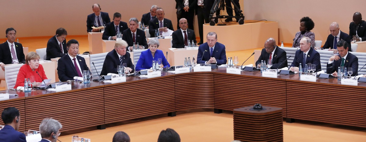 Έξαλλος ο Ερντογάν με την Μέρκελ και τη στάση της Ευρώπης: Τηλεφώνησε στον Σταϊνμάγερ