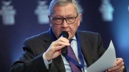 File Photo: Klaus Regling, Managing Director of ESM.EPA,ORESTIS PANAGIOTOU