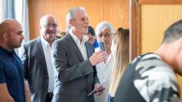 FILE PHOTO.  Ο Πρόεδρος της ΕΔΕΚ Μαρίνος Σιζόπουλος. ΚΥΠΕ, ΣΤΑΥΡΟΣ ΚΟΝΙΩΤΗΣ
