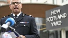 File Photo: Εκπρόσωπος της Scotland Yard κάνει ανακοινώσεις για την υπόθεση Σκριπάλ EPA, NEIL HALL