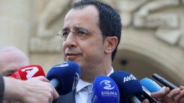 File Photo: Ο υπουργός Εξωτερικών της Κύπρου, Νίκος Χριστοδουλίδης ΚΥΠΕ/ΚΑΤΙΑ ΧΡΙΣΤΟΔΟΥΛΟΥ