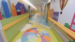 Η υπερσύγχρονη μονάδα λοιμωδών νοσημάτων στα παιδιατρικά νοσοκομεία «Η Αγία Σοφία» και «Παναγιώτη και Αγλαΐας Κυριακού.