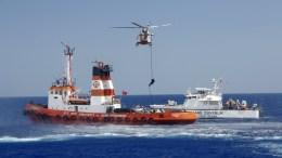 File Photo: Τουρκικά πλοία σε άσκηση EPA, TUMAY BERKIN
