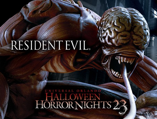 Resident Evil at HHN 23