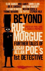 Beyond Rue Morgue