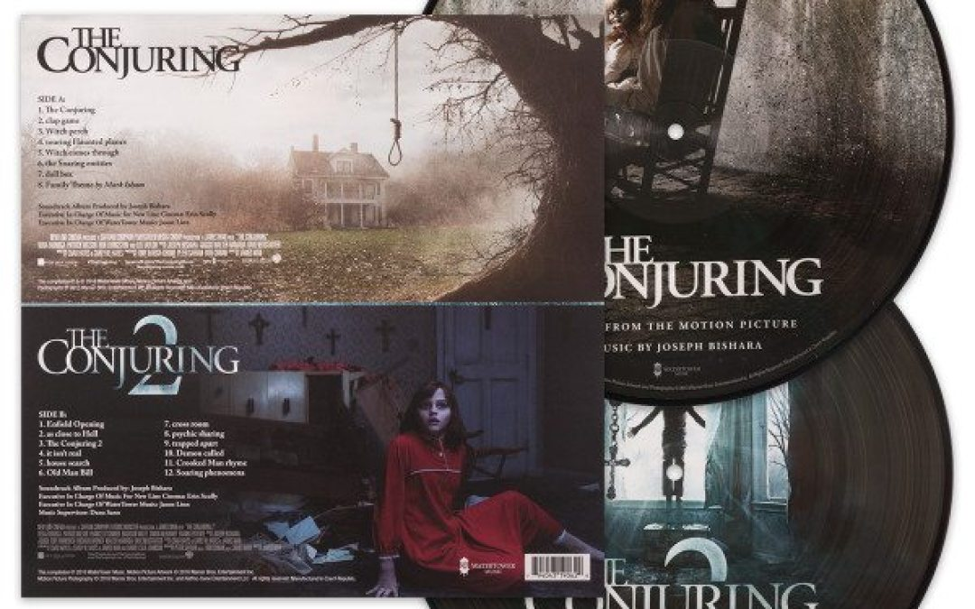 You Can Own Music from 'The Conjuring' 1 & 2 on Vinyl!