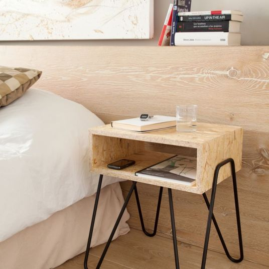 diy quand le bricolage inspire la d co h ll blogzine. Black Bedroom Furniture Sets. Home Design Ideas