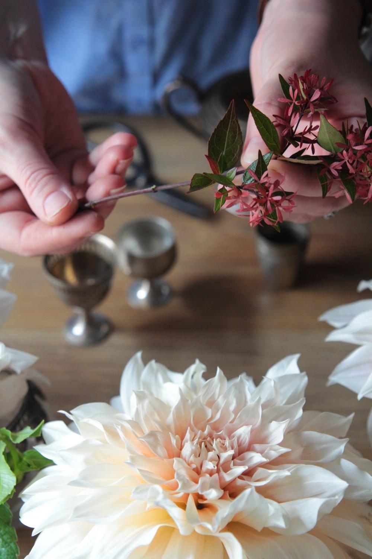 fleurir chez soi avec la mari e aux pieds nus h ll blogzine h ll blogzine. Black Bedroom Furniture Sets. Home Design Ideas