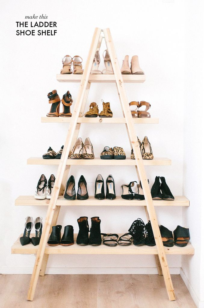 idee deco echelle detournement 9 h ll blogzine. Black Bedroom Furniture Sets. Home Design Ideas
