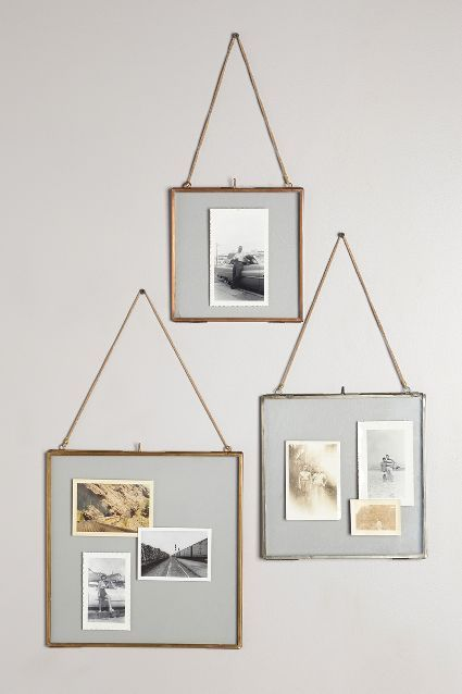 accrocher ses photos h ll blogzine. Black Bedroom Furniture Sets. Home Design Ideas