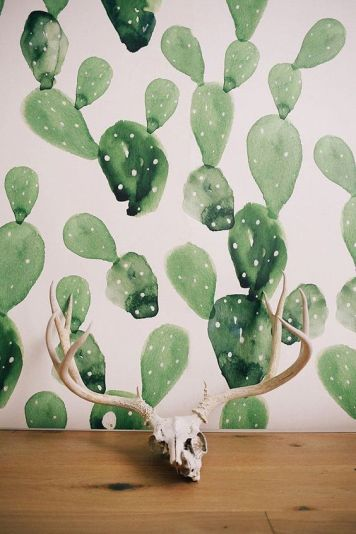 18 mani res de d corer un mur blanc h ll blogzine - Decorer grand mur blanc ...
