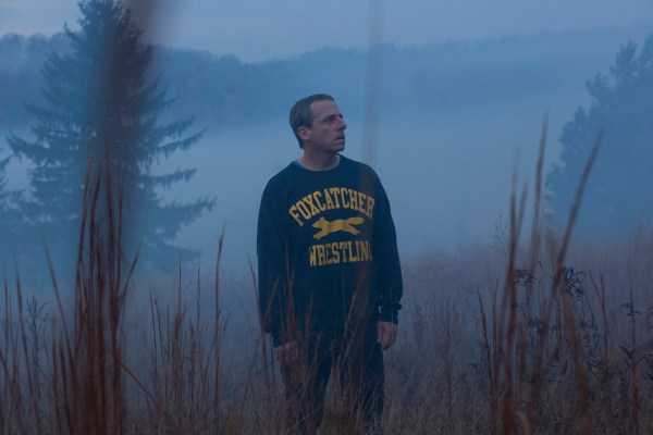 Foxcatcher Movie Still - Steve Carell as John E. du Pont
