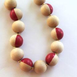 DIY Kate Spade Bead Necklace